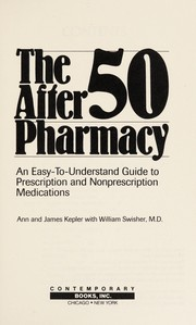 The after 50 pharmacy by Ann Kepler