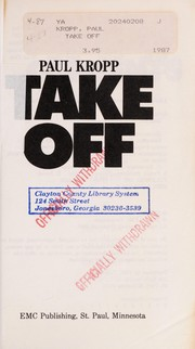 Cover of: Take off