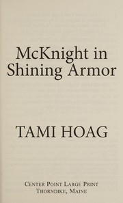 Cover of: McKnight in shining armor