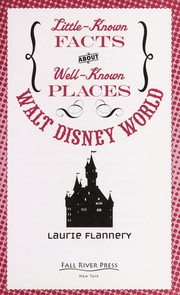 Cover of: Walt Disney World | Laurie Flannery