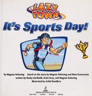 Cover of: It's sports day! | Magnus Scheving