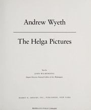 Cover of: Andrew Wyeth | John Wilmerding