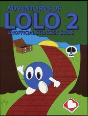Cover of: Adventures of Lolo 2: Unofficial Strategy Guide |