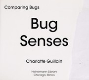 Cover of: Bug senses