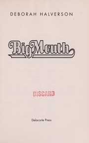 Cover of: Big Mouth