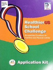 Cover of: HealthierUS School Challenge | United States. Food and Nutrition Service