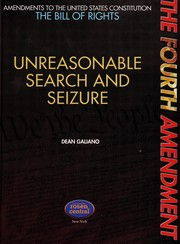 Cover of: The Fourth Amendment