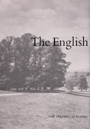 Cover of: The English Country House | Olive Cook