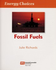 Cover of: Fossil fuels