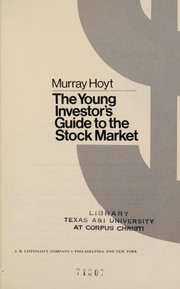 Cover of: The young investor's guide to the stock market