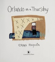 Cover of: Orlando on a Thursday | Emma Magenta