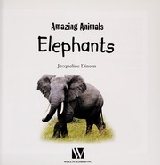 Cover of: Elephants | Jacqueline Dineen