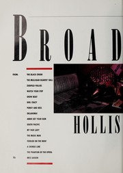 Cover of: Broadway! | Hollis Alpert