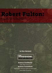 Cover of: Robert Fulton | Don Herweck