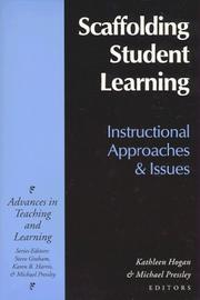 Cover of: Scaffolding Student Learning |