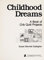 Cover of: Childhood Dreams