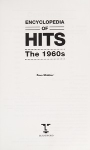 Cover of: Encyclopedia of Hits | Dave McAleer