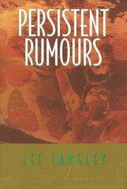 Cover of: Persistent rumours