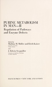 Purine metabolism in man, II