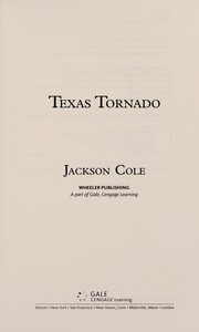 Cover of: Texan tornado