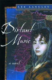 Cover of: Distant music