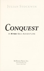 Cover of: Conquest: a Kydd sea adventure