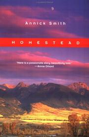 Cover of: Homestead (World As Home, The)