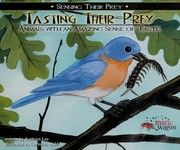 Cover of: Tasting their prey