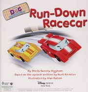 Cover of: Run-down racecar | Sheila Sweeny Higginson
