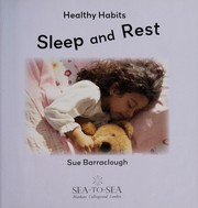 Cover of: Sleep and rest | Sue Barraclough