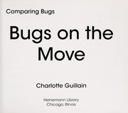 Cover of: Bugs on the move