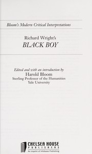 Cover of: Richard Wright