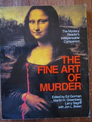 Cover of: The Fine Art of Murder