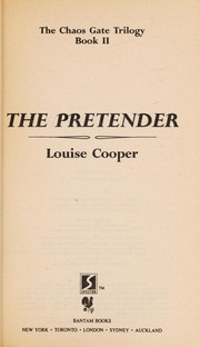 Cover of: The Pretender (The Chaos Gate Trilogy, Book 2)