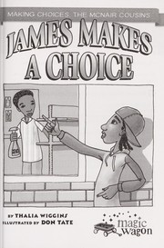 Cover of: James makes a choice