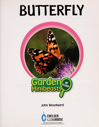 Butterfly by Woodward, John