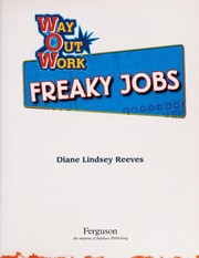Cover of: Freaky jobs