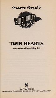 Cover of: Twin Hearts