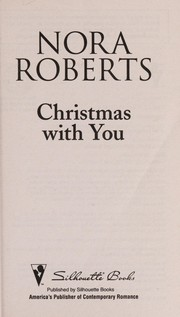 Cover of: Christmas with you | Nora Roberts