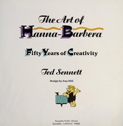 Cover of: The art of Hanna-Barbera
