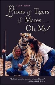 Cover of: Lions & Tigers & Mares, Oh My!
