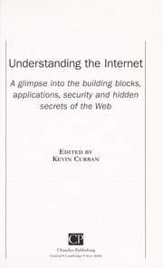 Cover of: Understanding the Internet | Kevin Curran