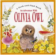 Cover of: Adventure With Olivia Owl (Peek & Find Series) | Maurice Pledger