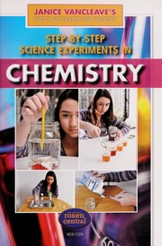 Cover of: Step-by-step experiments in chemistry