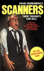 Cover of: Scanners
