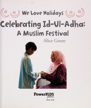 Cover of: Celebrating Id-ul-Adha