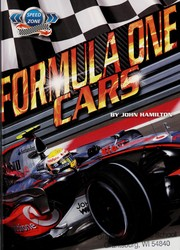Cover of: Formula one cars | Hamilton, John