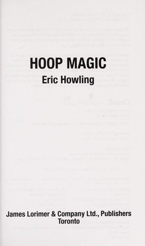 Hoop magic by Eric Howling