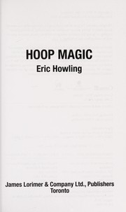 Cover of: Hoop magic | Eric Howling