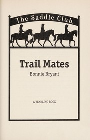 Cover of: Trail mates